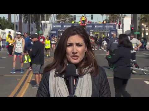 Watch the 2019 LA Marathon Finish Line Cam