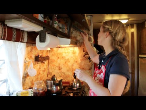 Cooking From Scratch In A RV || Nomadic RV Living