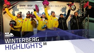 Friedrich/Margis flirt with perfection at the VELTINS-EisArena | IBSF Official