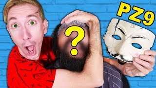 PZ9 REVEALS HIS FACE IF CHAD BEATS HIM IN A BATTLE ROYALE! SPY NINJAS Hacker Unmasking  Challenge