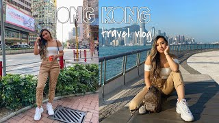 HONG KONG 2019 TRAVEL VLOG: michelin star eats, ave of stars, ladies market
