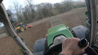 Ploughing, Straightening up the Furrow