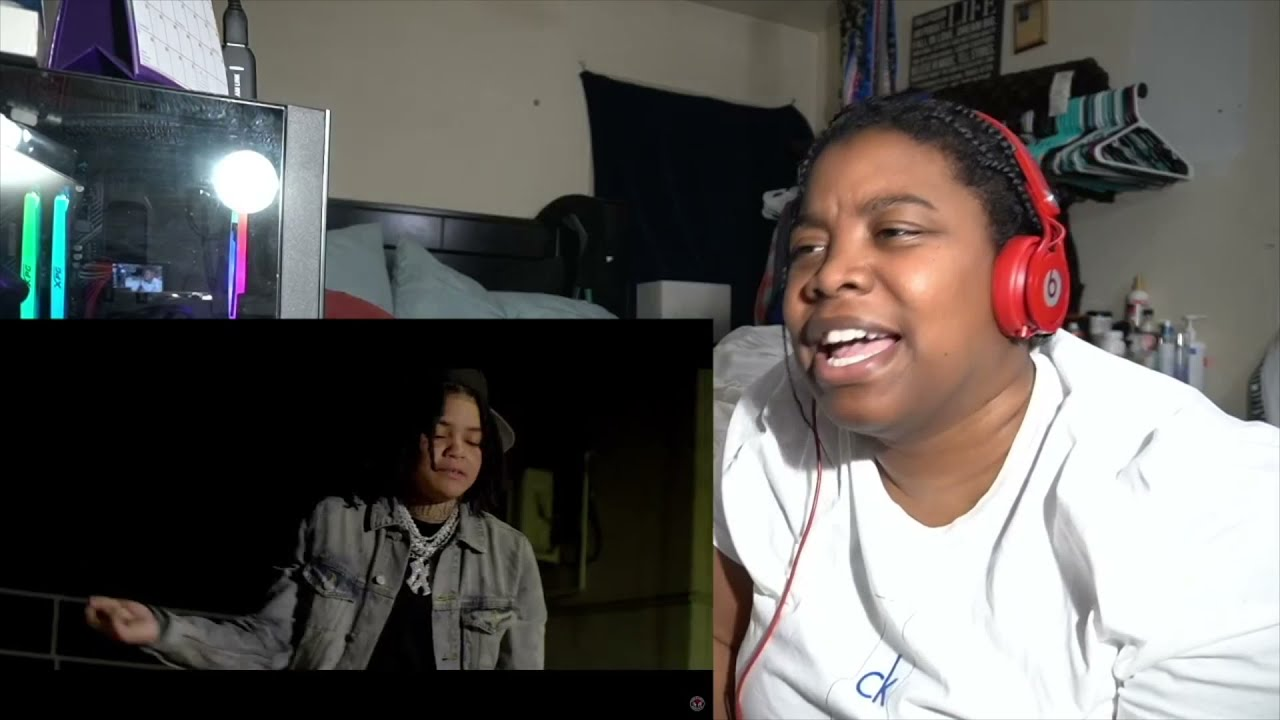 Download Young M.A Ooouuuvie (Whoopty Freestyle)   REACTION