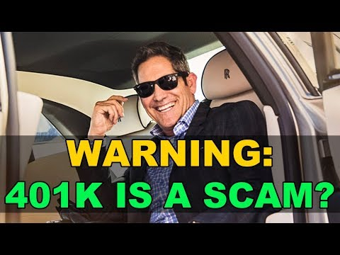 Grant Cardone: The 401K IS A SCAM?!