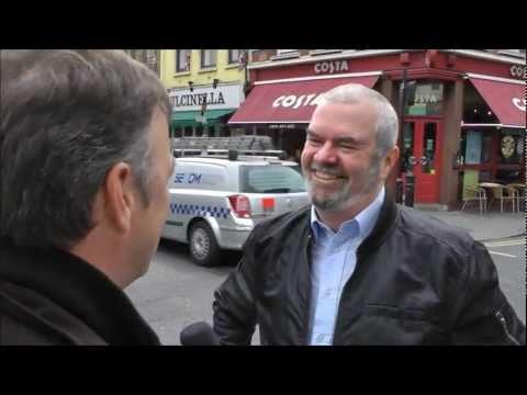 Devine Encounters: Garry Bushell