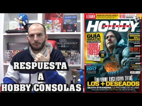 ¡RESPUESTA A DIRECTORA DE HOBBY CONSOLAS POR ARTÍCULO DE PIPEROS! - Sasel