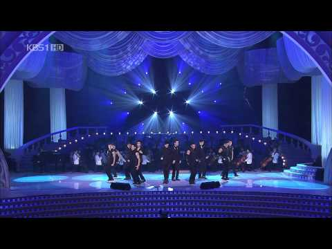 "[1080p HD] SS501 ""Love Ya"" Performance at 0pεn C0