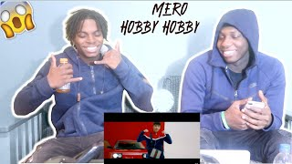 MERO - Hobby Hobby (Official Video) - REACTION
