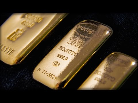 CHINA LOOKS TO RUSSIA FOR GOLD PRODUCTION SUPPLY