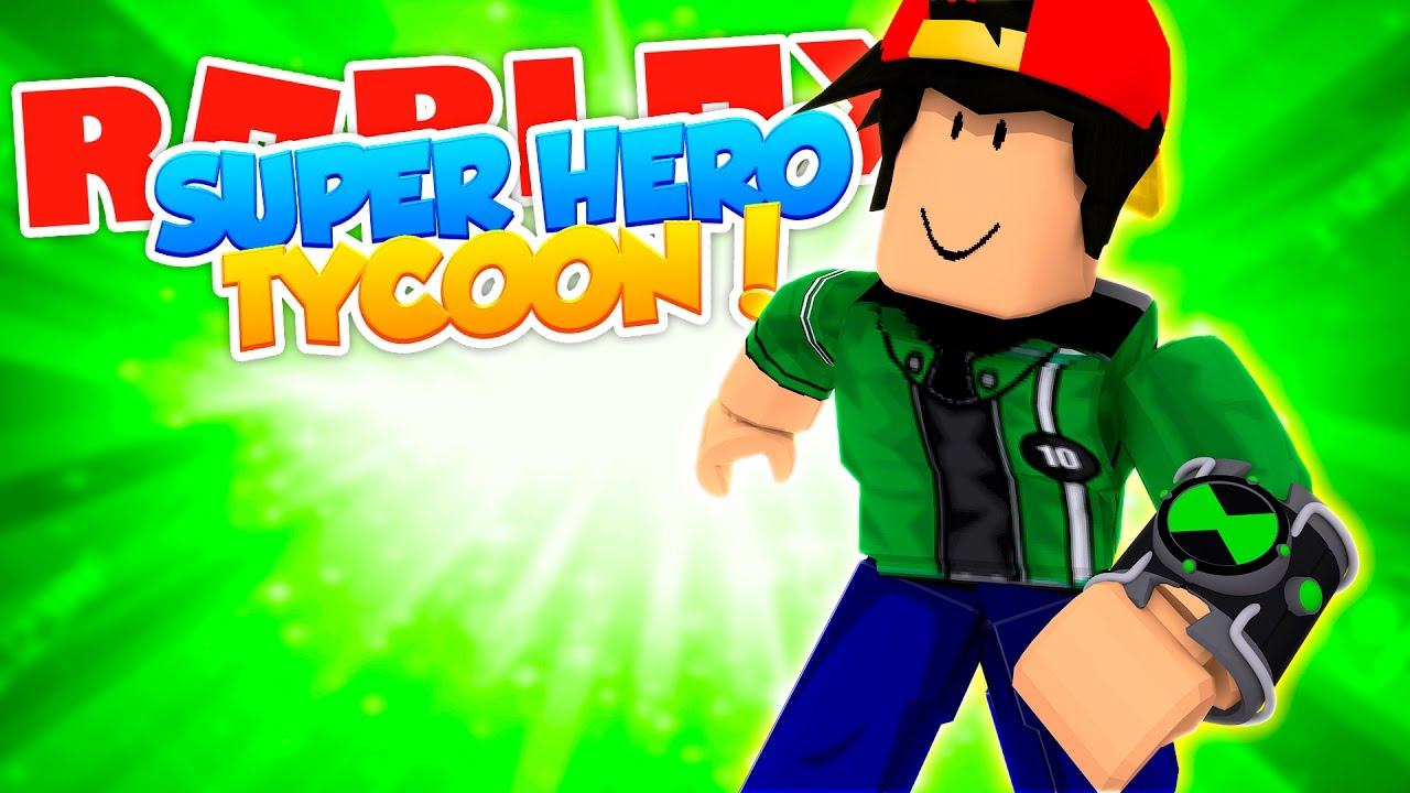 roblox adventure - ropo is ben 10