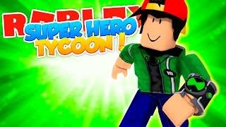 ROBLOX Adventure-ROPO é BEN 10!