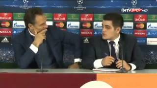 Galatasaray 0-4 Borussia Dortmund - Hasan Şaş & Mehmet Demirkol