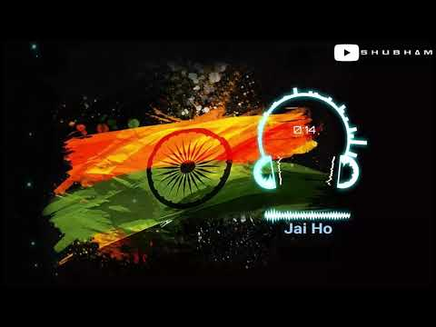 Jai Ho Instrumental Ringtone  SHUBHAM (Independence Day Special)
