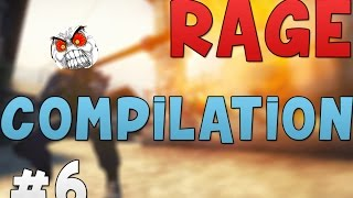 CS:GO - Rage Compilation #6!
