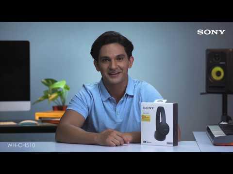 WH-CH510 Wireless Headphones