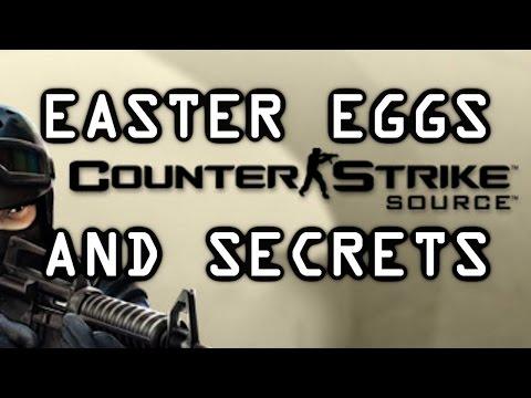 CS: Source Easter Eggs And Secrets HD