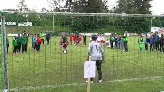 SV sedda Juniorcup U11 Finale Elfmeterschiessen