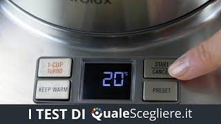 Electrolux EEWA7800 in azione | QualeScegliere.it