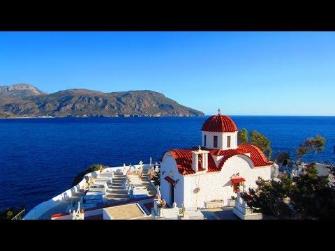 Pigadia (Karpathos town), Karpathos island, Greece