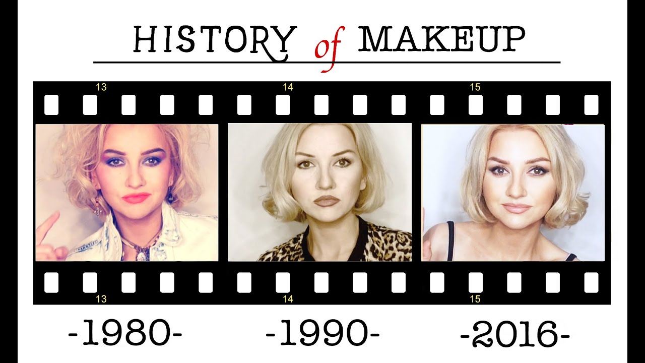 A BRIEF HISTORY OF COSMETICS AND MAKE UP