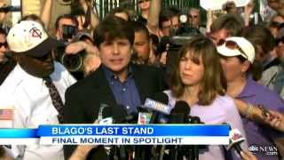 Gambar cover Rod Blagojevich Prison: Blago Reports to Jail After Spirited Speech, Says He's Innocent of Charges