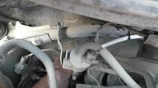 Для чего нужны гермовводы  Протяжка силовой проводки в Daewoo Matiz