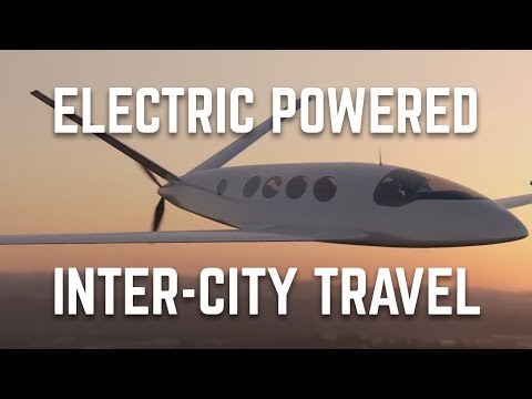 Eviation Creates World's First All-Electric Commuter Airplane