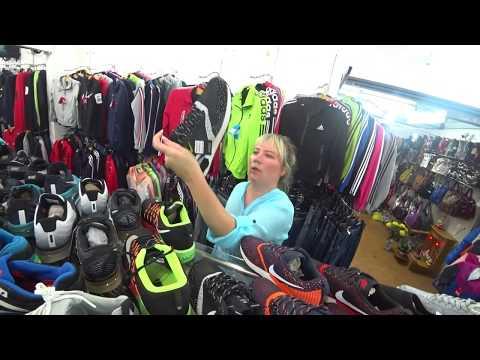 Нячанг. Магазин спортивной одежды и обуви2. Как найти.