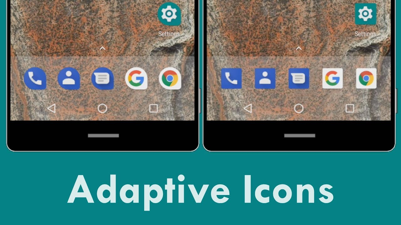 How To Get Adaptive Icons In Android Oreo