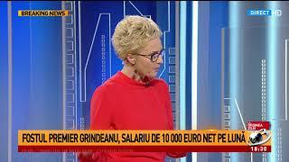 La ordinea zilei: Pe ce salariu se întoarce Sorin Grindeanu în viața publică, ca șef al ANCOM