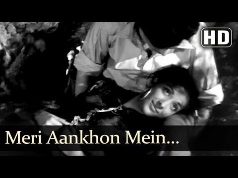 Best of Nargis Song - Meri Aankhon Mein Bas Gaya (HD) - Barsaat (1949) - Superhit hindi songs