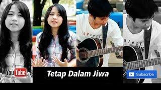 ISYANA Tetap Dalam Jiwa (Guitara ft Cikallia) Kerennn!!!