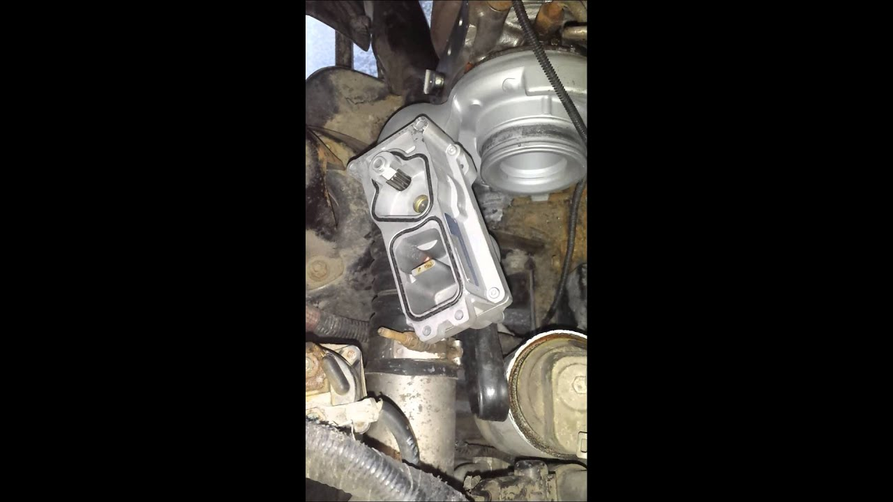 6 7 cummins turbo actuator realignment