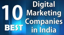 Top 10 Digital Marketing Companies in india