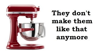 KitchenAid 600 Series Stand Mixer Review