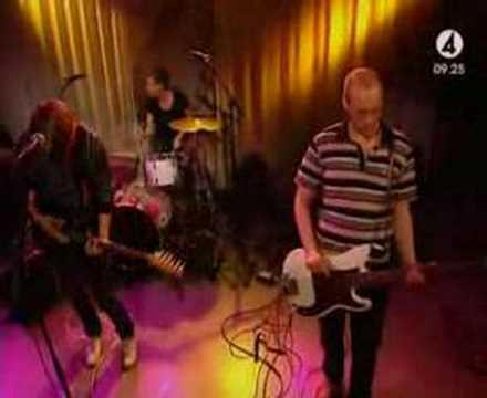Laakso - In My Blood (live Nyhetsmorgon)