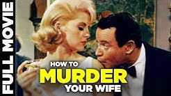 How to Murder Your Wife (1965) | Romantic Comedy Movie | Jack Lemmon, Virna Lisi