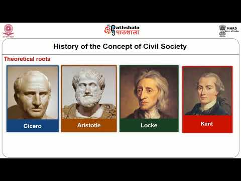 The Concept of Civil Society Emergence and Revival V1