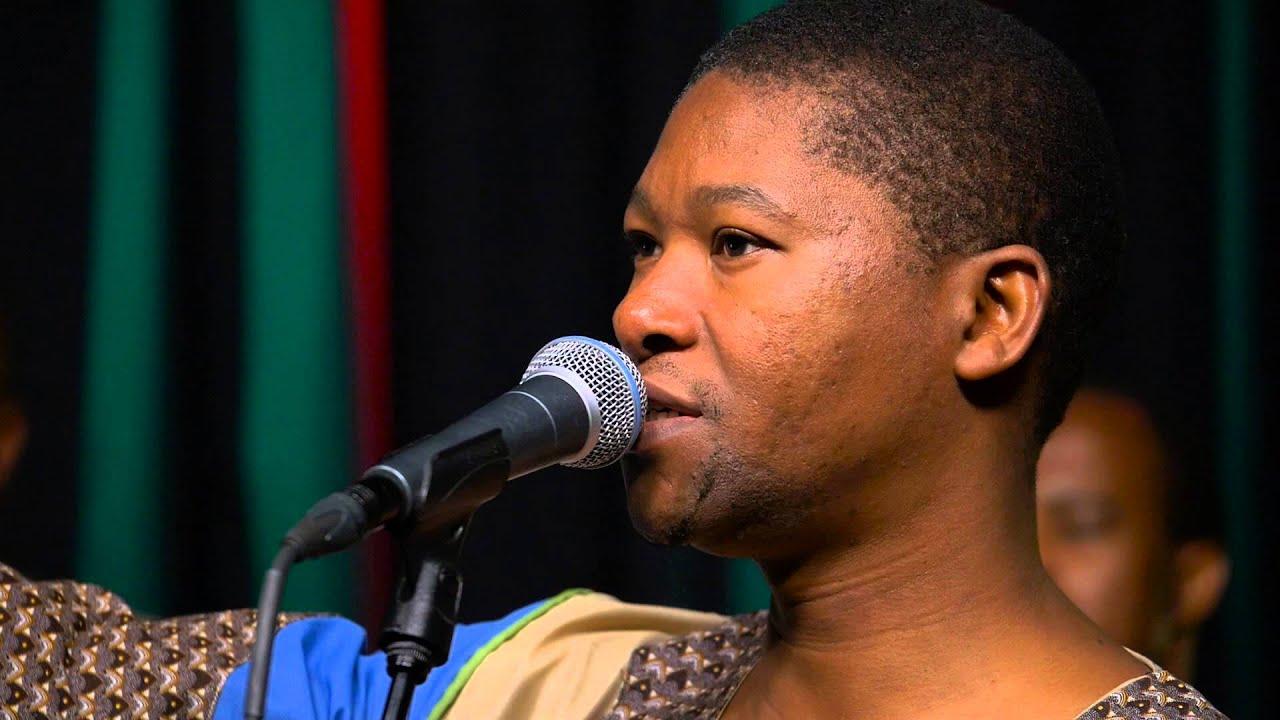 Ladysmith Black Mambazo - Nomathemba  (Live on KEXP)
