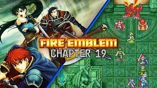 Fire Emblem: Blazing Sword :: Chapter 19 :: Dragon's Gate