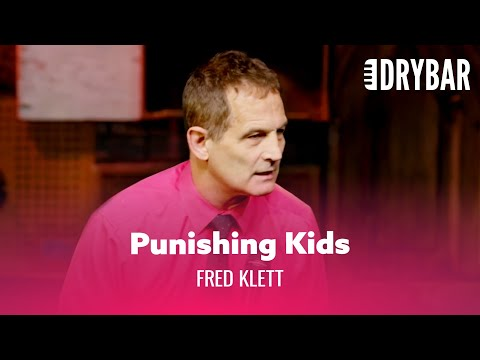 Child Discipline Isn't What It Used To Be. Fred Klett Full Special