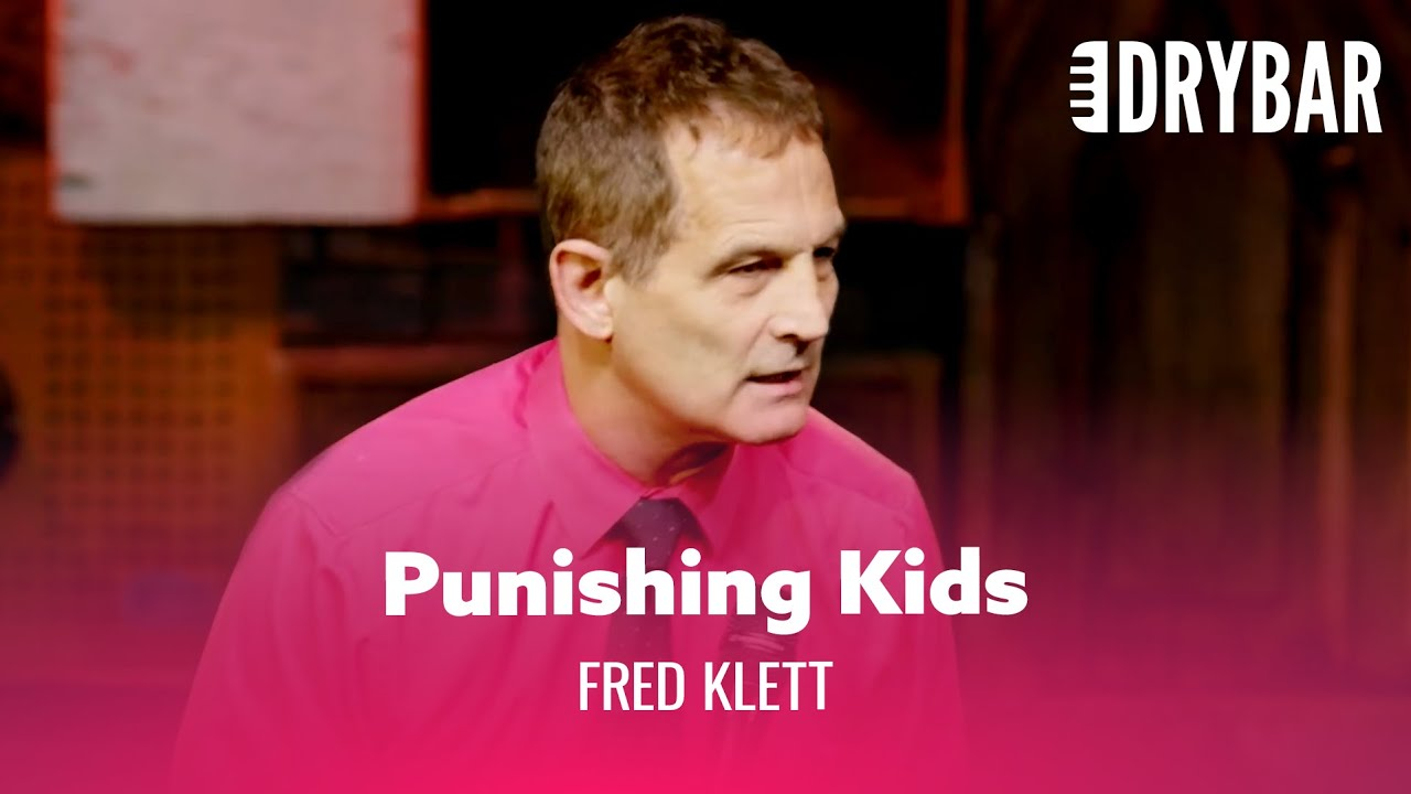 Download Child Discipline Isn't What It Used To Be. Fred Klett - Full Special