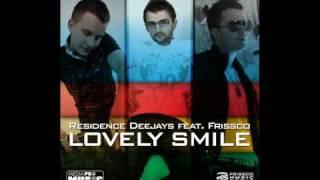 Residence Deejays & Frissco - Lovely Smile  (Official Version) thumbnail
