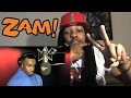Fire in the Booth – Bugzy Malone Part 2 CHICAGO REACTION