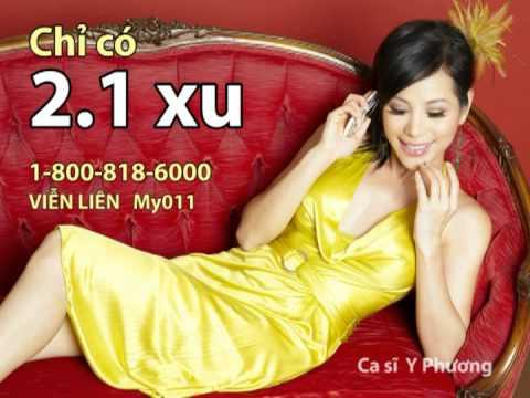 Y Phương/ASIA: quảng cáo trên SBTN-TV: Điện Thoại Rẻ nhất 2.1xu/1 phút