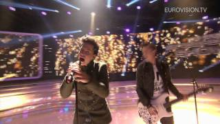 Sinplus - Unbreakable (Switzerland) 2012 Eurovision Song Contest participant
