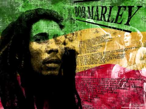 Bob Marley Dont rock my boat