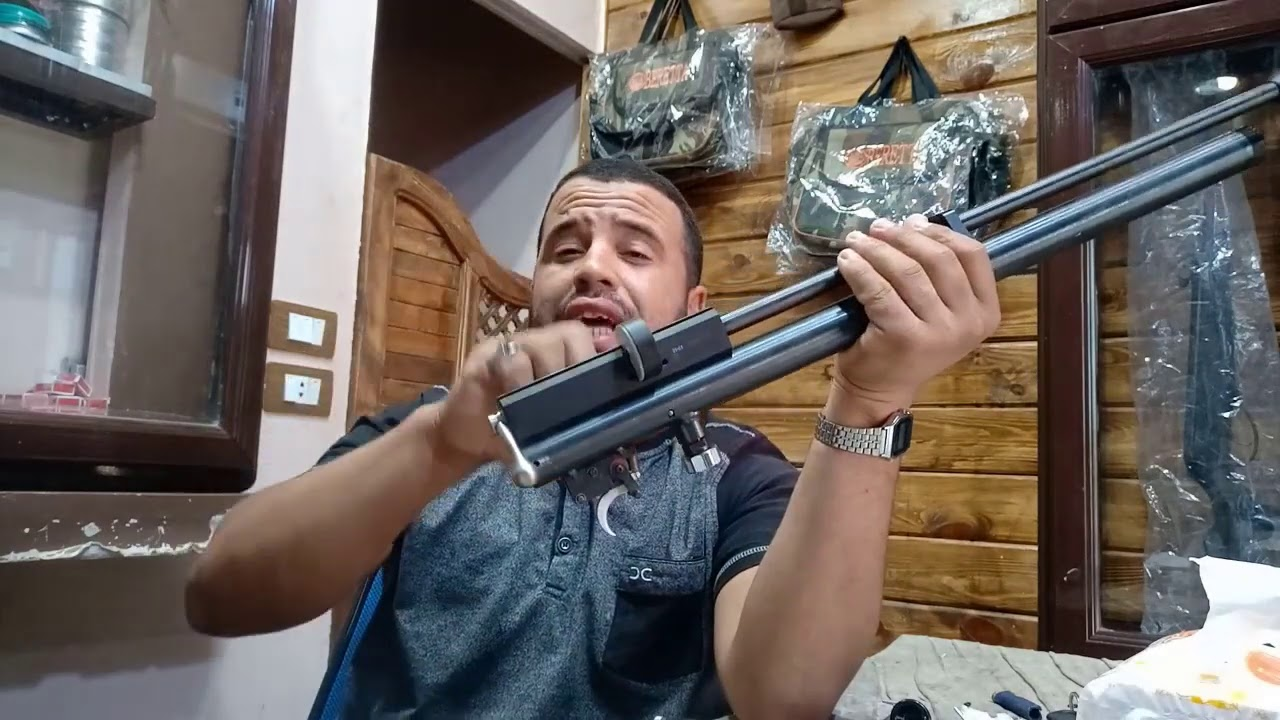 البندقية الاكثر مبيعا في مصر (كوميتا اوريون)    وحل مشكلة جديدة