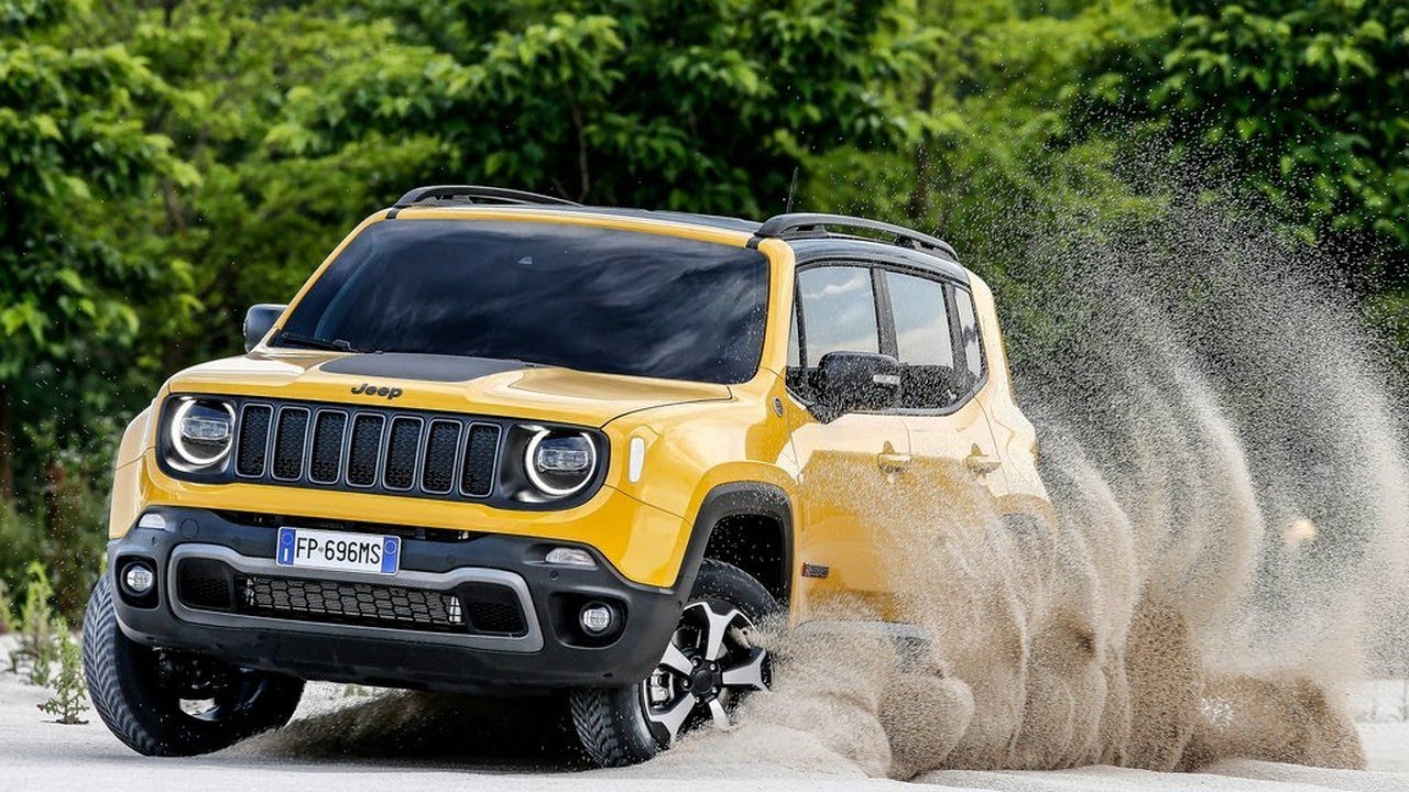 2019 Jeep Renegade Review Youtube