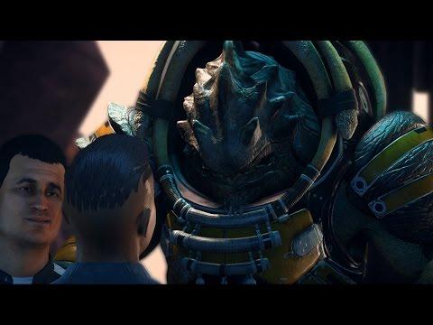 Mass Effect Andromeda - Narrative Actions ( Interrupts )